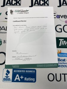 Letter from Lloyd