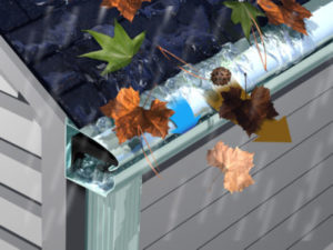 LeafGuard Gutters in Kitchener